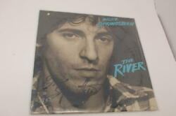 Bruce Springsteen Signed Autograph Album Record - The River E Street Band Real