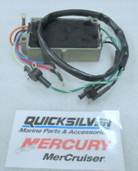 M21 Mercury Quicksilver 332-4911a 8 Switch Box Assy Oem New Factory Boat Parts