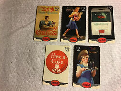 1996 Coca Cola Phone Cards -commemorative Proof- Complete Set Of 25 Cards - Rare