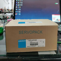 1pc New In Box Omron Servo Drive R7d-ap08h R7dap08h Expedited Shippingxr