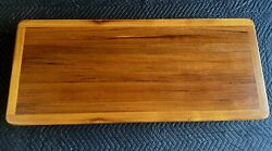 21by 48 Genuine Burmese Teak Yacht/boat/rv Table Natural/oiled Finish