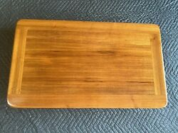 20by 35 Genuine Burmese Teak Yacht/boat/rv Table Natural/oiled Finish