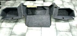 97-00 Corvette C5 Rear Trunk Storage Insert Tray Set With Cd Changer 796-s
