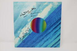 Edward Sharpe And The Magnetic Zeroes Signed Alex Ebert Album Vinyl Record A
