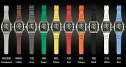 New Vagenari 19mm Watch Rubber Strap Band For Richard Mille Rm011