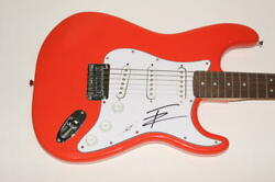 Thomas Rhett Signed Autograph Fender Brand Electric Guitar - Tangled Up Country