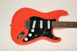 Matisyahu Signed Autograph Fender Brand Electric Guitar - Youth Light Akeda
