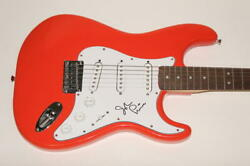 John Prine Signed Autograph Fender Electric Guitar - Country Folk Icon Real Coa