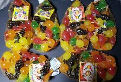 Dely Gely Fruit Jelly Candy 10 Pieces Free Shipping