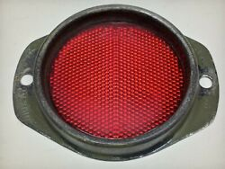 Guide A2 Red Reflector Metal Plastic Truck Trailer Camper Boat Car Motorcycle 3