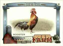 2020 Topps Allen And Ginter Down On The Farm Inserts You Pick Free Shipping