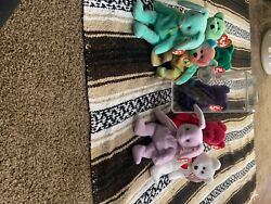 My Beanie Baby Collection Trying To Find Someone To Take Good Care Of Them