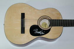 Steve Vai Signed Autograph Fender Brand Acoustic Guitar - Passion And Warfare