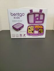 Lunch Box Kids Leakproof Bento Snack Packing Meal Removable Compartment Tray Lid $20.00