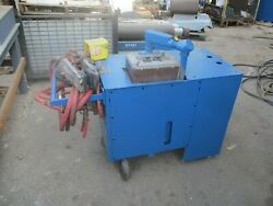 Kirkhoff Best Welder 75 Kva Portable Power Supply Wwith Chiller / Leads