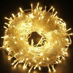 Twinkle Fairy Wedding Lights String Flasher Novelty 600 Led 100m Outdoor/ Indoor