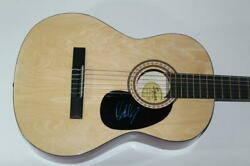 Chad Kroeger Signed Autograph Fender Brand Acoustic Guitar - Nickelback, Hero