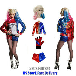 Harley Quinn Birds Of Prey Women#x27;s Costume Suicide Squad Harley Quinn Costumes $34.98