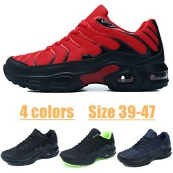 Men#x27;s Fashion Air Cushion Sneakers Casual Athletic Outdoor Sports Running Shoes