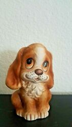 Collectible,lighting,lamp, Nite Lite, Puppy 6 . Made In Japan