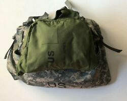 Never Used Gas Mask And Army Acu Jlist W/everything. Cleanandnbsp Nib