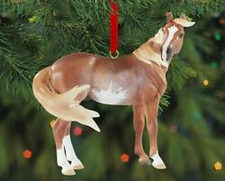 Beauiful Breeds Breyer Holiday Ornament