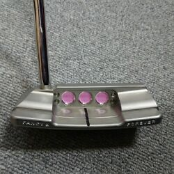 Limited Scotty Cameron 2016 My Girl Fancy And Forever Golf Putter 34 Inches A4f3mn