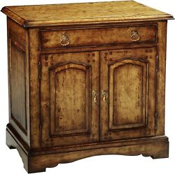 Scarborough House Nightstand Traditional French Country Handcrafted