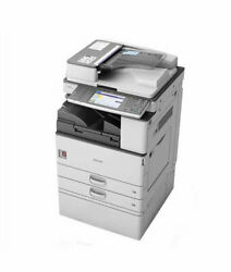 Ricoh Mp 2352 Black And White Laser Multifunction