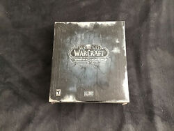 World Of Warcraft Wrath Of The Lich King Collector's Edition Pc Games,...
