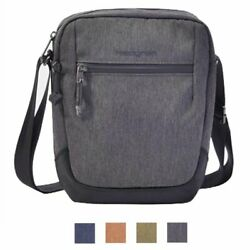 Hedgren Fleet Vertical Crossbody 10quot; Tablet Bag Men or Women $68.00