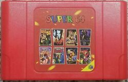 340 in 1 Cartridge for Nintendo 64 USA EUR JAPAN N64 Super Edition