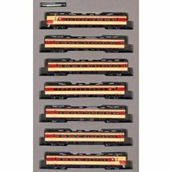 Kato N Scale 10-413 183 Series 1000 Series General Express Color 7 Cars