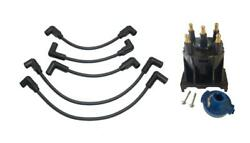 Mercruiser 3.0lx Spark Plug Wires Rotor And Distributor Cap 84-811635q2 3854261
