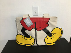 Disney Classic Mickey Mouse Tote Bag