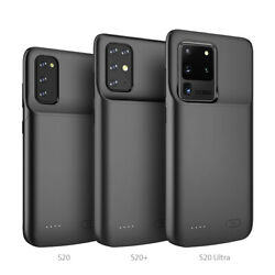 External Battery Power Case For Samsung Galaxy S20 S10 Plus S10e S20 Ultra Slim