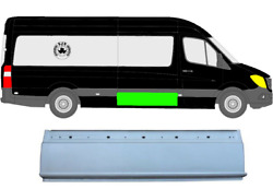 Rear Door Lower Tin / Right For Mercedes Sprinter Vw Crafter 2006