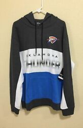Nba Oklahoma City Thunder Pullover Hoodie Ultra Game Size M, L, And Xl.