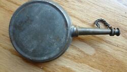 Wwi Us Army 1917 Pistol Oil Can For Colt 1911 .original