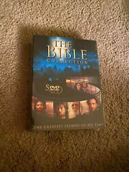 The Bible Collection 5 Dvd Set New