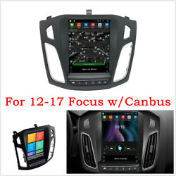 9.7 Android 10.1 1+16g Gps Navigation Wifi Dab Obd Rds For 12-17 Focus W Canbus