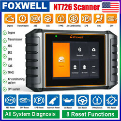 Ancel Fx9000 All System Obd2 Scanner Diagnostic Tool Auto Abs Immo Tpms Epb Dpf