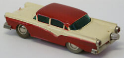 Vintage Schuco Wind-up Micro Racer 1045 Ford Custom 300 Toy Car