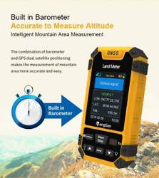 Color Screen Gps Land Surveying Machine Gnss Receiver Area Slope Distance Tool