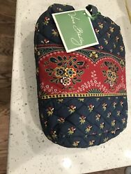 Vera Bradley new Cosmetic floral Zippered Bag. 9 by 11 $20.00