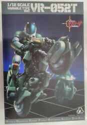Genesis Climber Mospeada Ray And Vr-052t Mospeada Riobot 1/12 Scale Action Figure