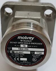 Mobrey/emerson Typesma1/rs Magnetic Level Switch M317