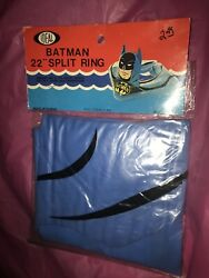 Vintage Batman Toy Ideal Dc Comics Mip Scarce Packaged Old Hero Read All