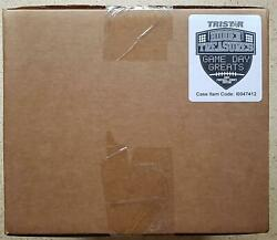 Case Tristar Game Day Greats Autographed Jersey Series 3 Football Nfl Hobby Box