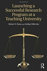 Launching A Successful Research Program At A Te, Ryan, Milevsky Paperback